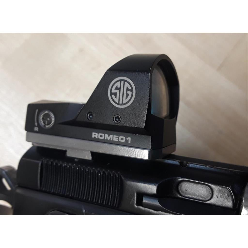 HENNING GROUP - Product Detail - ROMEO1 Mount for CZ SP-01 Shadow