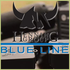 Blue Line brand Law Enforcement